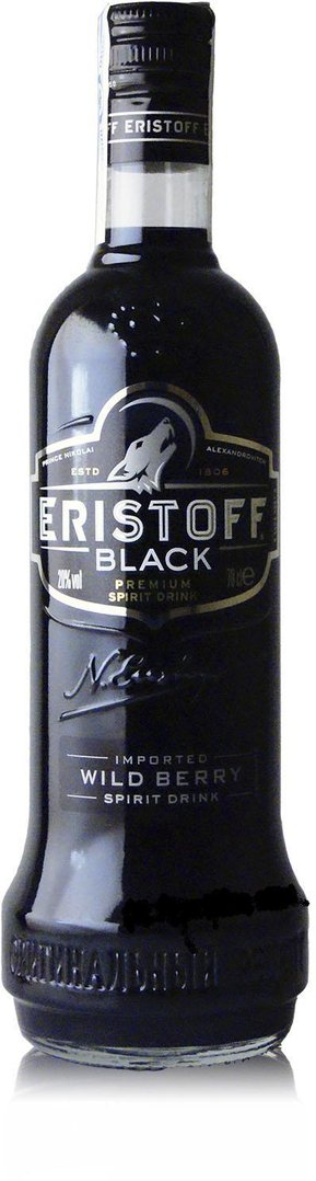 Eristoff Black 70 cl