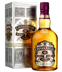 Chivas Regal 12 años 70 cl
