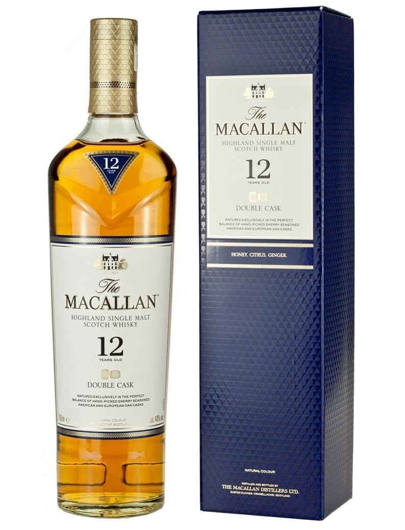 Macallan Double Cask 12 años 70 cl