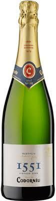 Codorníu 1551 Brut Nature 75 cl
