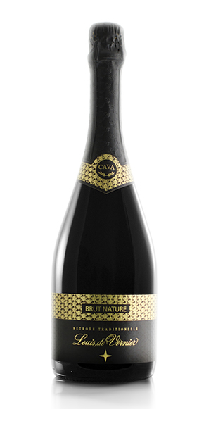 Louis de Vernier Brut Nature 75 cl