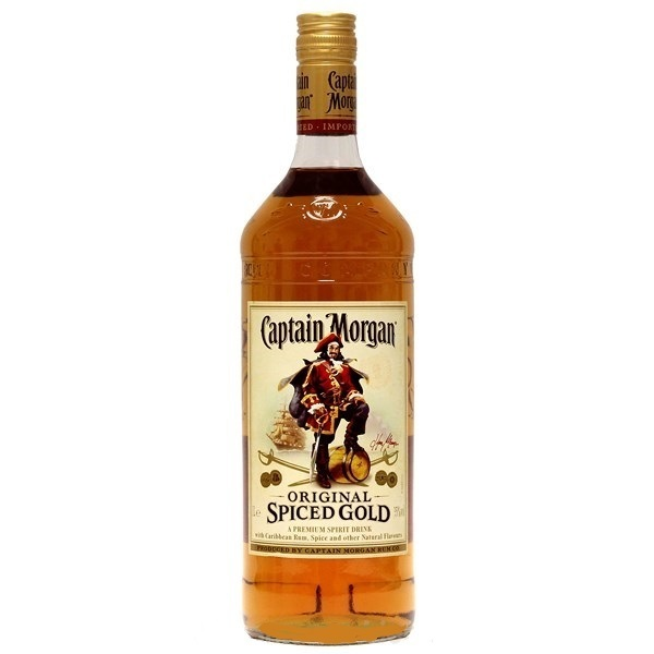 Captain Morgan Spiced Gold 70 cl
