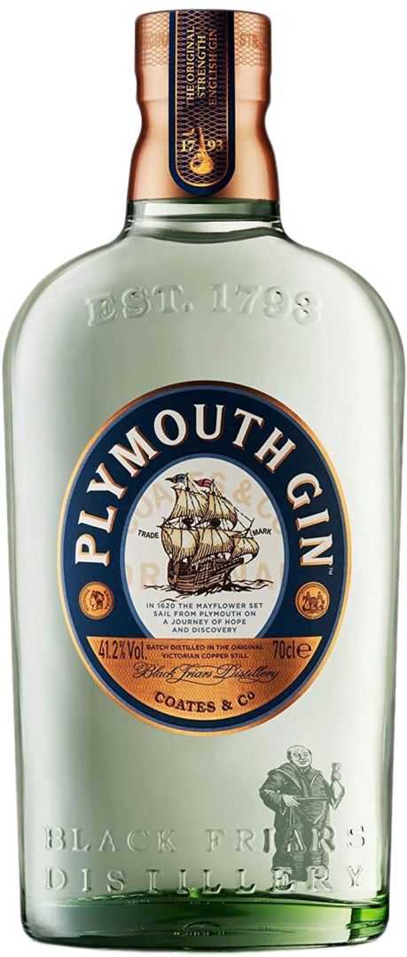 Plymouth 70 cl. / 41,2% Vol.