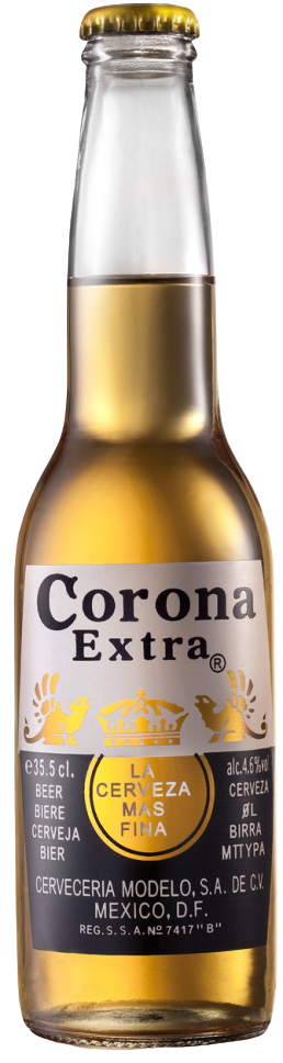 Corona, Botella 35,5 cl. (24 Unid.)  4,5% vol.