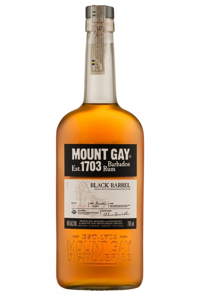 Mount Gay Black Barrel 70 Cl.